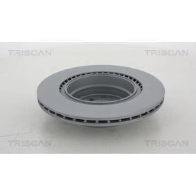 TRISCAN Bremsscheibe 34216764651 für BMW, MINI bestellen