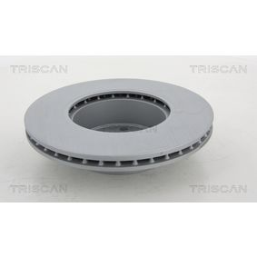 TRISCAN Bremsscheibe 34116854998 für BMW bestellen
