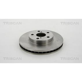 Disque de frein TRISCAN Art.No - 8120 131049 récuperer