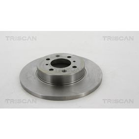 Спирачен диск TRISCAN Art.No - 8120 17123 OEM: GBD90841 за LAND ROVER, ROVER, MG купете