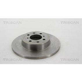 Спирачен диск TRISCAN Art.No - 8120 17123 OEM: SDB100500 за ROVER, MG купете