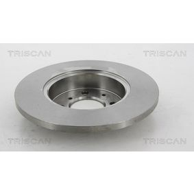 TRISCAN Спирачен диск GBD90841 за LAND ROVER, ROVER, MG купете