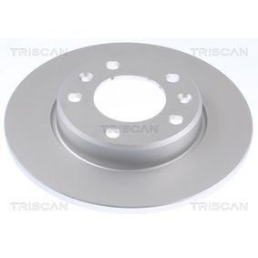 OPEL CORSA 1.2 75 PS ab Baujahr 09.2000 - Bremsscheiben (8120 24148) TRISCAN Shop