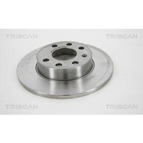 TRISCAN Antriebskette 8120 24150 für OPEL CORSA 1.2 75 PS kaufen