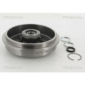 TRISCAN Bremsscheibe 93184247 für OPEL, DODGE, VAUXHALL, HOLDEN bestellen
