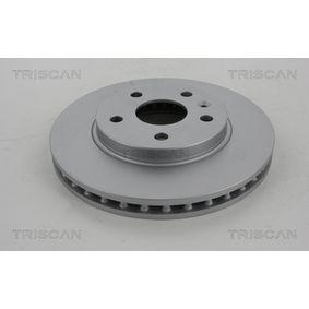 Bremsscheibe TRISCAN Art.No - 8120 24154C kaufen