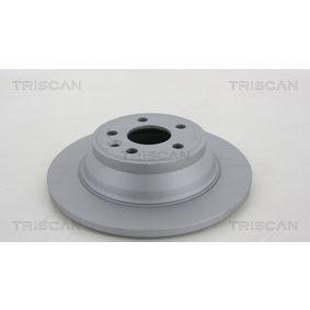 Bremsscheibe TRISCAN Art.No - 8120 27139C kaufen