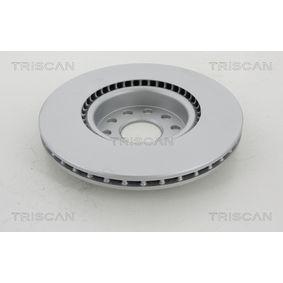 TRISCAN Bremsscheibe 5C0615301B für VW, AUDI, SEAT, SKODA bestellen