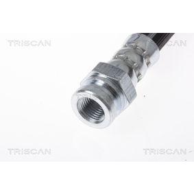 Brake hose 8150 15225 TRISCAN
