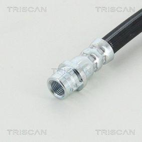 TRISCAN Bremsschlauch 6X0611775 für VW, AUDI, SKODA, SEAT bestellen