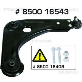 Lenker, Radaufhängung TRISCAN Art.No - 8500 16543 OEM: 1448621 für FORD kaufen