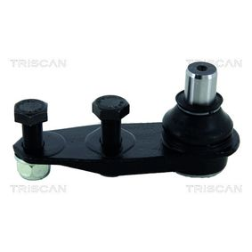 Trag- / Führungsgelenk TRISCAN Art.No - 8500 25571 OEM: 8200942396 für RENAULT, RENAULT TRUCKS kaufen