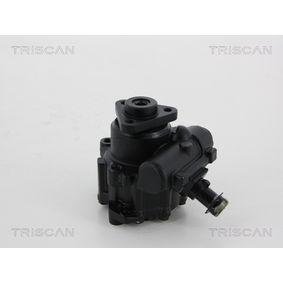 TRISCAN Lenkgetriebe und Lenkgetriebepumpe 8515 29636 für AUDI A4 1.9 TDI 130 PS kaufen