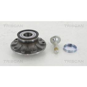 Radlagersatz TRISCAN Art.No - 8530 29229 OEM: 1K0598611 für VW, AUDI, SKODA, SEAT kaufen