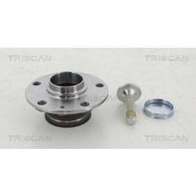 TRISCAN Radlagersatz 8V0598611 für VW, AUDI, SKODA, SEAT bestellen