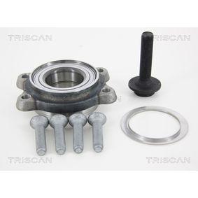 TRISCAN Wheel Bearing Kit 3D0498607 for VW, AUDI, SKODA, SEAT acquire