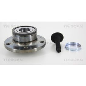 Kit de roulement de roue TRISCAN Art.No - 8530 29232 OEM: 1T0598611A pour RENAULT, VOLKSWAGEN, AUDI, SEAT, SKODA récuperer