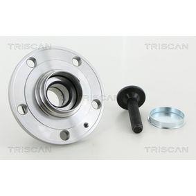 TRISCAN Kit de roulement de roue 1T0598611A pour RENAULT, VOLKSWAGEN, AUDI, SEAT, SKODA acheter
