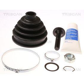 TRISCAN Faltenbalg 8540 29823 für AUDI A4 3.0 quattro 220 PS kaufen