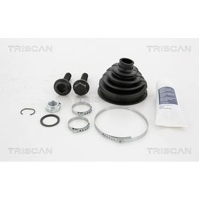 AUDI A4 3.0 quattro 220 PS ab Baujahr 09.2001 - Faltenbalg (8540 29823) TRISCAN Shop
