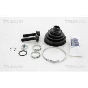 AUDI A4 Avant (8E5, B6) TRISCAN Faltenbalg 8540 29823 bestellen
