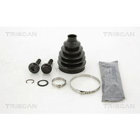 TRISCAN Faltenbalgsatz, Antriebswelle 3B0498203A für VW, AUDI, SKODA, SEAT bestellen