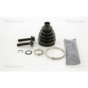 3B0498203A für VW, AUDI, SKODA, SEAT, Faltenbalgsatz, Antriebswelle TRISCAN (8540 29827) Online-Shop