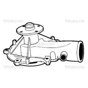 TRISCAN Wasserpumpe 1334035 für OPEL, BEDFORD, VAUXHALL bestellen