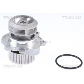 Wasserpumpe TRISCAN Art.No - 8600 29012 OEM: 06A121012G für VW, AUDI, SKODA, SEAT, PORSCHE kaufen