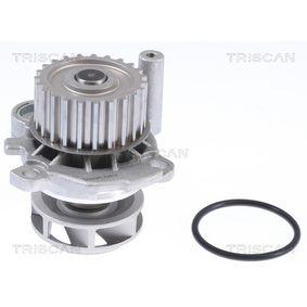 TRISCAN Wasserpumpe 06A121012G für VW, AUDI, SKODA, SEAT, PORSCHE bestellen