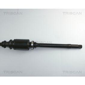 TRISCAN Wasserpumpe 8600 29026 für AUDI A3 1.9 TDI 105 PS kaufen