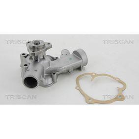 Wasserpumpe TRISCAN Art.No - 8600 29390 OEM: 048121011 für VW, AUDI, SKODA, SEAT, PORSCHE kaufen