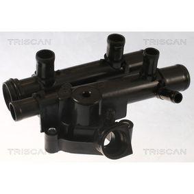 Thermostat, Kühlmittel TRISCAN Art.No - 8620 26583 OEM: 4506048 für OPEL, RENAULT, VAUXHALL kaufen