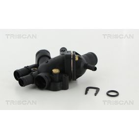 Thermostat, Kühlmittel TRISCAN Art.No - 8620 38089 OEM: 7700112491 für RENAULT, SANTANA, RENAULT TRUCKS kaufen