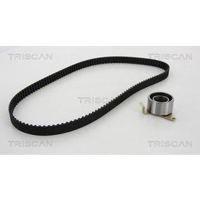 TRISCAN Ангренажен комплект 8647 17012
