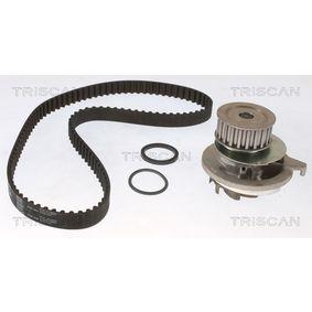 TRISCAN Водна помпа + ангренажен комплект 8647 240007