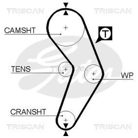 TRISCAN Zahnriemensatz 7701469833 für RENAULT, RENAULT TRUCKS bestellen