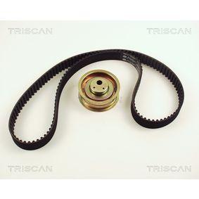 TRISCAN Zahnriemensatz 8647 29004 für AUDI 80 2.0 E 16V 140 PS kaufen