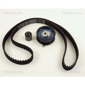 Zahnriemensatz TRISCAN Art.No - 8647 29008 OEM: 1L0198002A für VW, AUDI, SKODA, SEAT kaufen