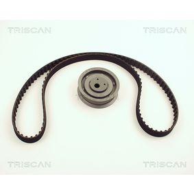 Zahnriemensatz TRISCAN Art.No - 8647 29015 OEM: 051198119 für VW, AUDI, SKODA, SEAT kaufen