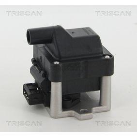 Zündspule TRISCAN Art.No - 8860 29027 OEM: 867905104A für VW, AUDI, SKODA, SEAT, LAMBORGHINI kaufen