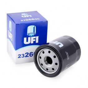 MICRA II (K11) UFI Φίλτρο λαδιού 23.266.00