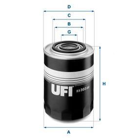 UFI 23.303.00 Online-Shop
