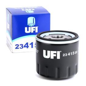 60810852 für FIAT, ALFA ROMEO, LANCIA, Ölfilter UFI (23.415.00) Online-Shop