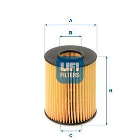 UFI Cables de encendido 25.077.00