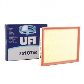 Въздушен филтър UFI Art.No - 30.107.00 OEM: 91155714 за OPEL, CHEVROLET, DAEWOO, VAUXHALL, GMC купете