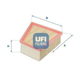 UFI 30.133.00 Luftfilter OEM - 5Z0129620A AUDI, SEAT, SKODA, VW, VAG, FIAT / LANCIA, CUPRA günstig