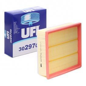 95513087 für OPEL, DAEWOO, BEDFORD, GMC, VAUXHALL, Luftfilter UFI (30.297.00) Online-Shop