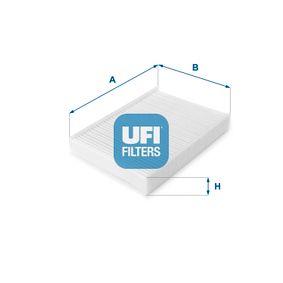 UFI Innenraumfilter 53.060.00