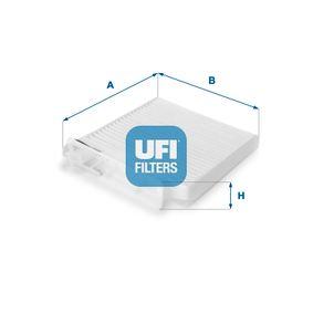 UFI Innenraumfilter 53.104.00